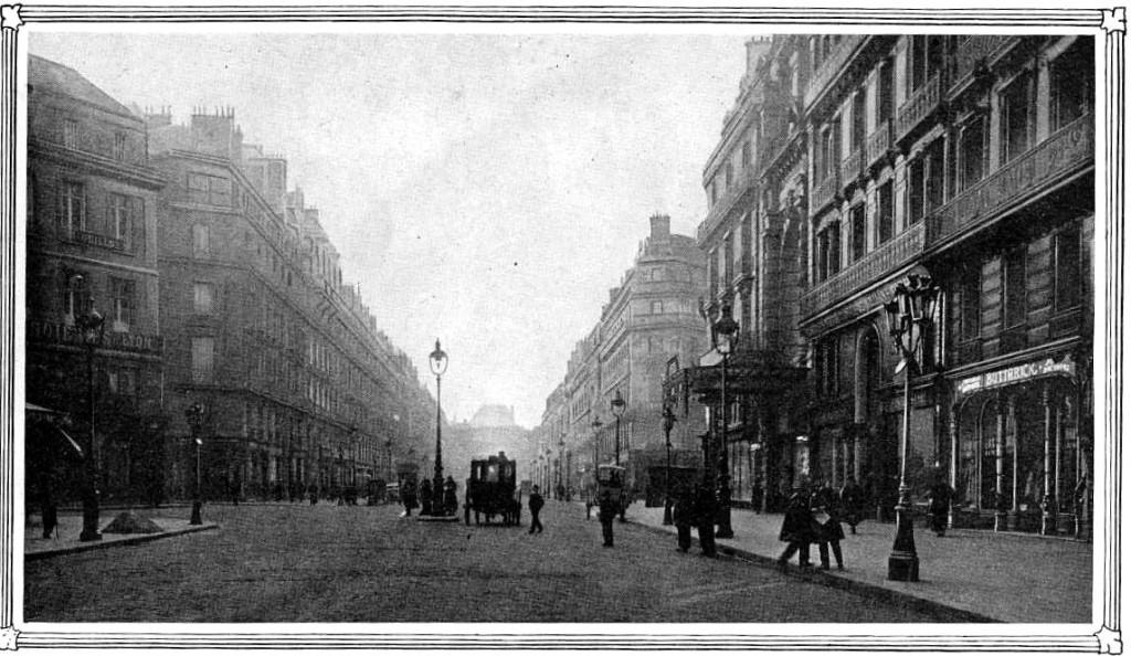 Butterick in Paris, 1916