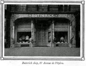 Butterick, Paris, 1916