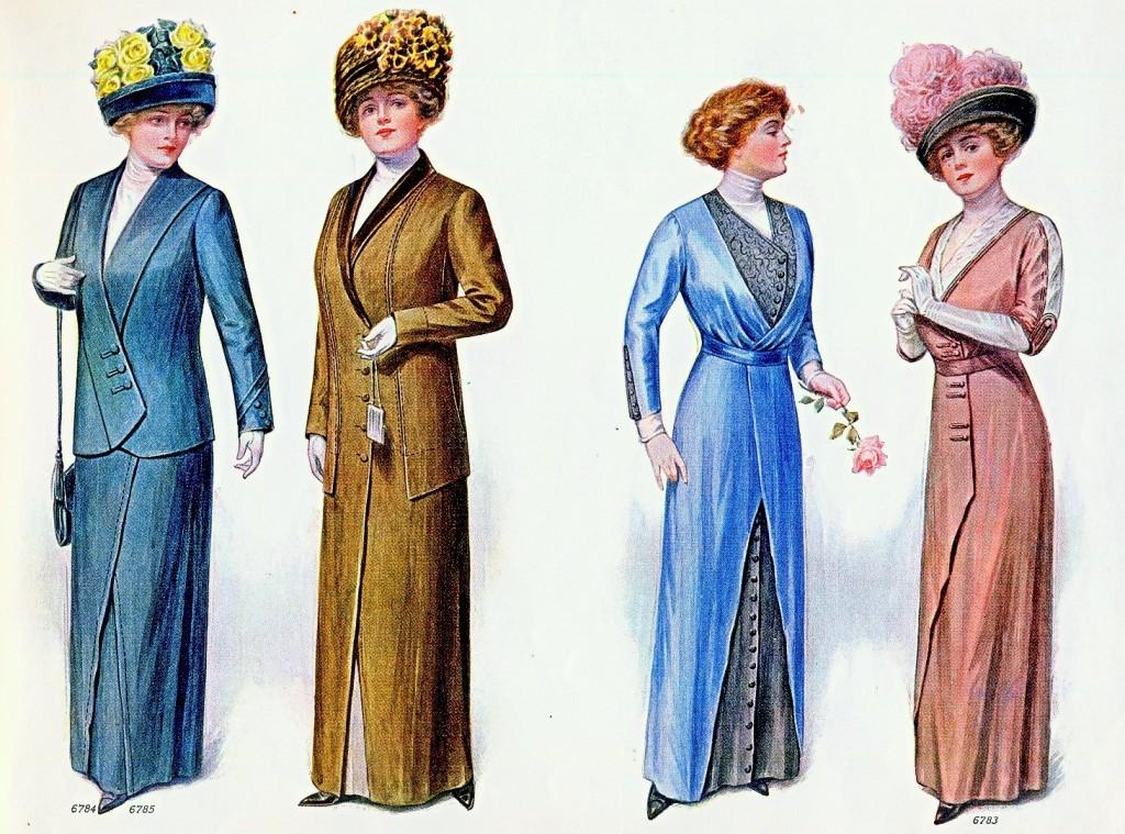 1912 Fashion