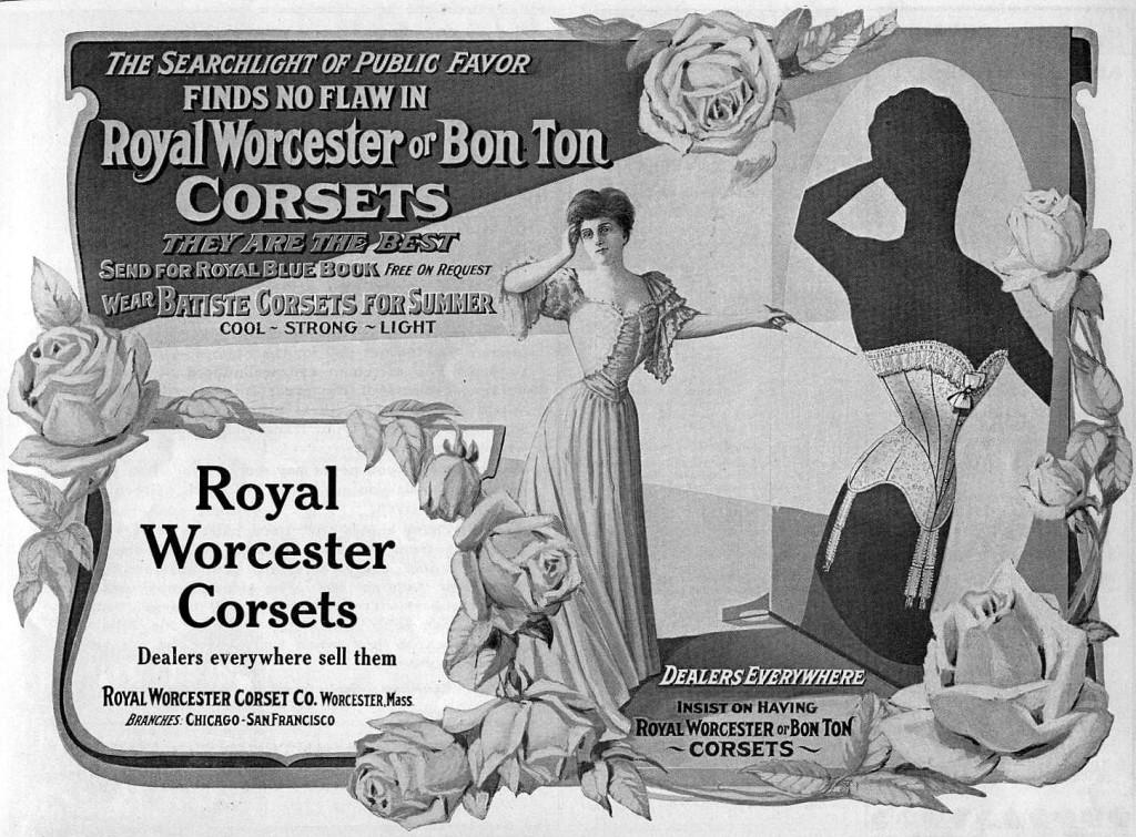 Bon Ton Corsets, 1906