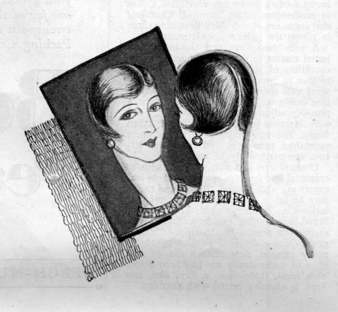 Bobbed Hair, 1926