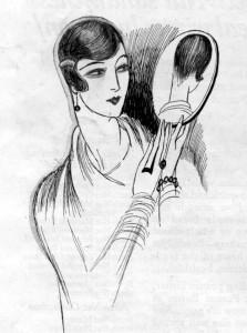 Short Hair, 1926