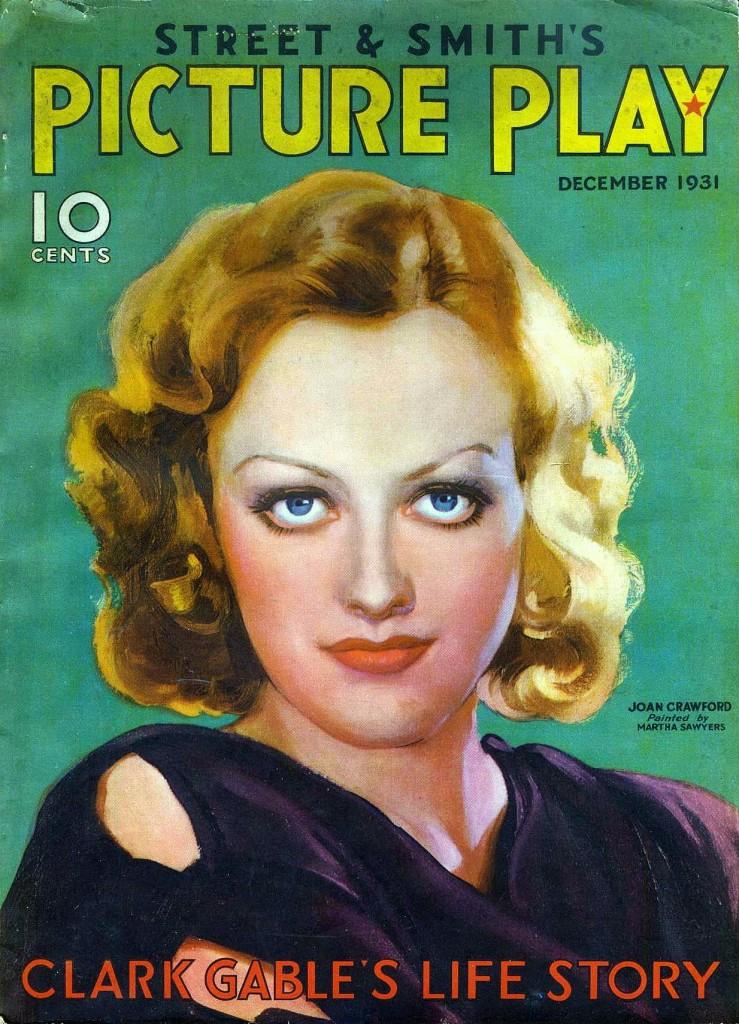 Joan Crawford, 1931