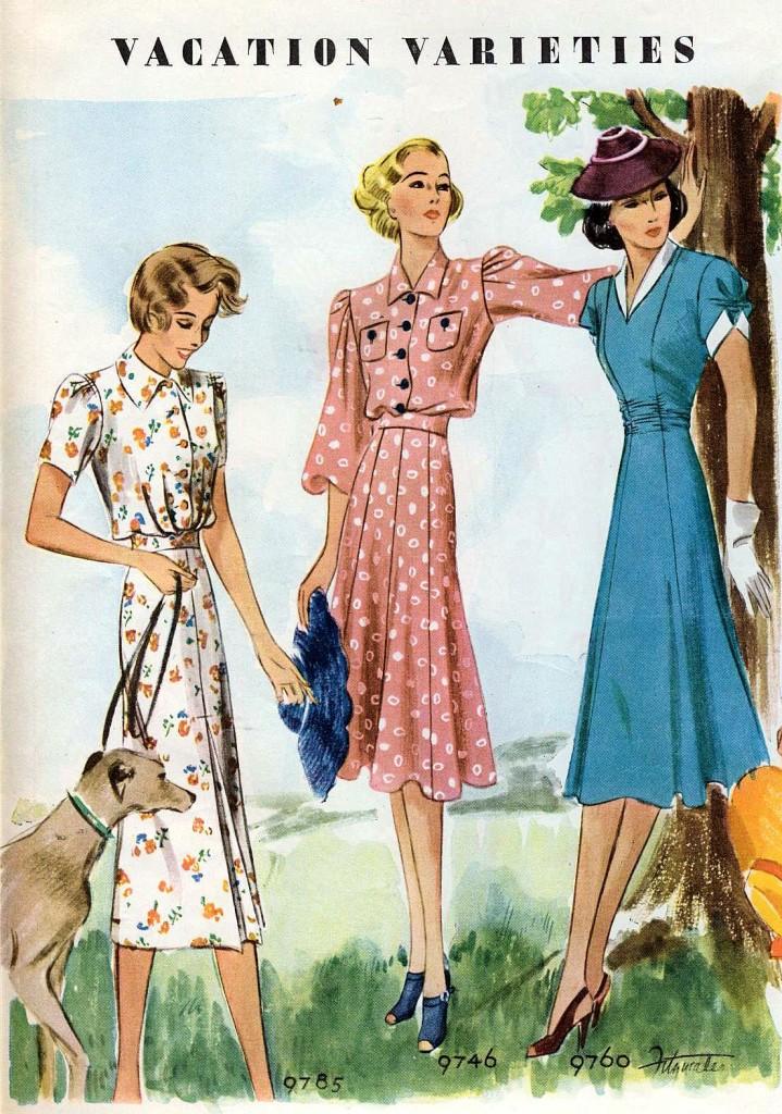 Vacation Varieties, 1938