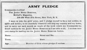 Army Pledge