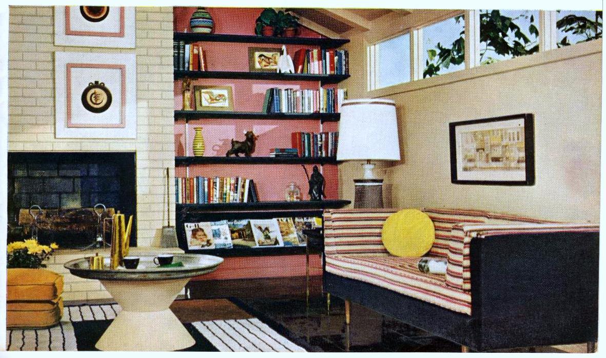 Family Room, 1958