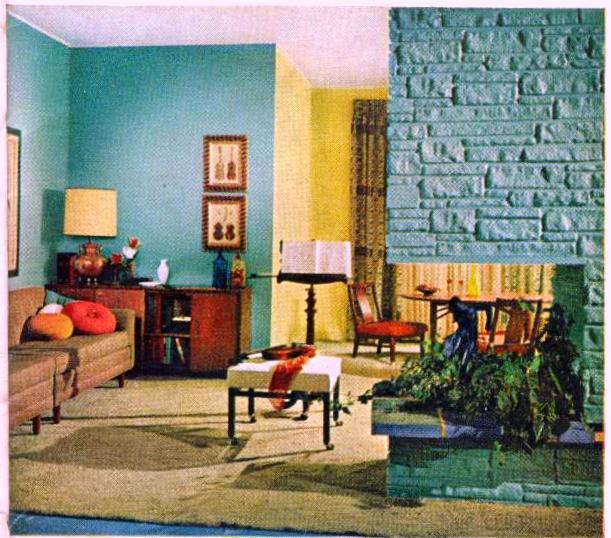 Living Room, 1958