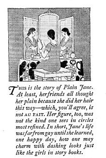 Plain Jane, from 1925