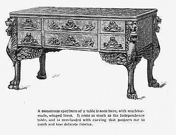 Vintage Tables, 1906