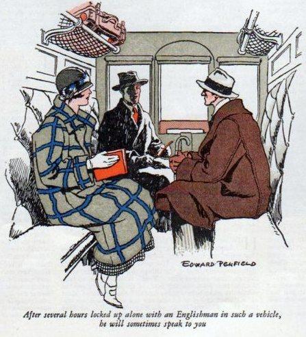 1920's travel