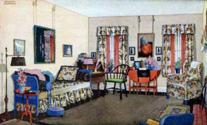 Budget Home Decorating in the 1920's