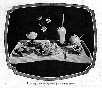 Recipes for when you're sick, 1926