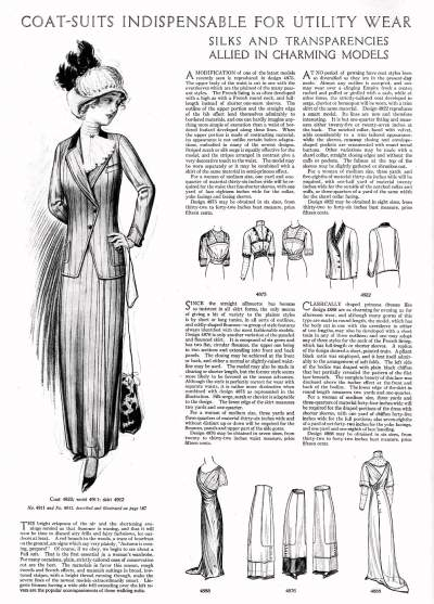 Five fashion trends from 1911