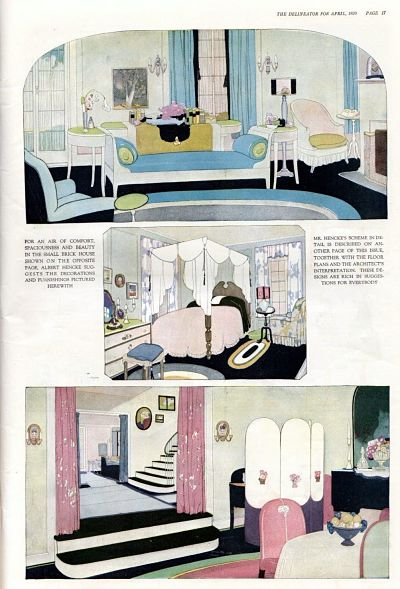 1920 Home Decor Ideas.